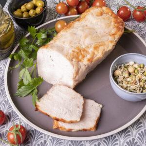 Filet pieczony z kurczaka